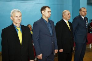 турнир по вольной борьбе среди юношей, посвященный памяти Героя Советского Союза М.А. Макарова