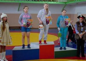 XIII традиционный турнир по вольной борьбе посвященный памяти Максим Кравцова