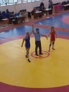 Спортивная борьба в Кузбассе