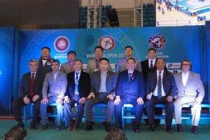 «Mongolia Open»