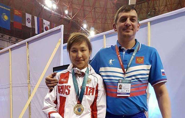 Валерия Чепсаракова и Григорий Брайко на «Mongolia Open»