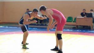 осинниковском клубе вольной борьбы
