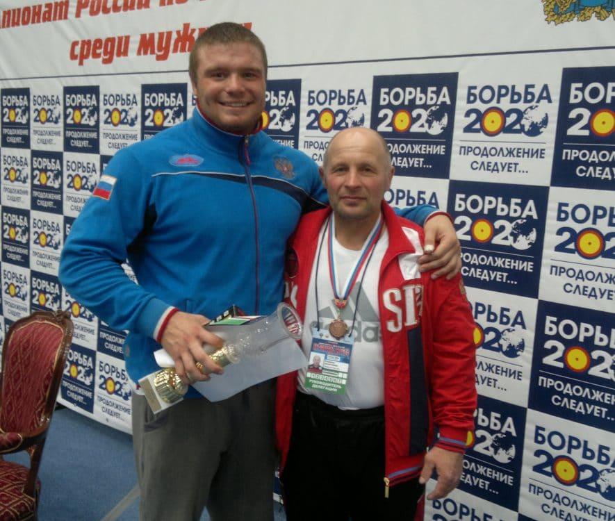 Владимир Захарушкин