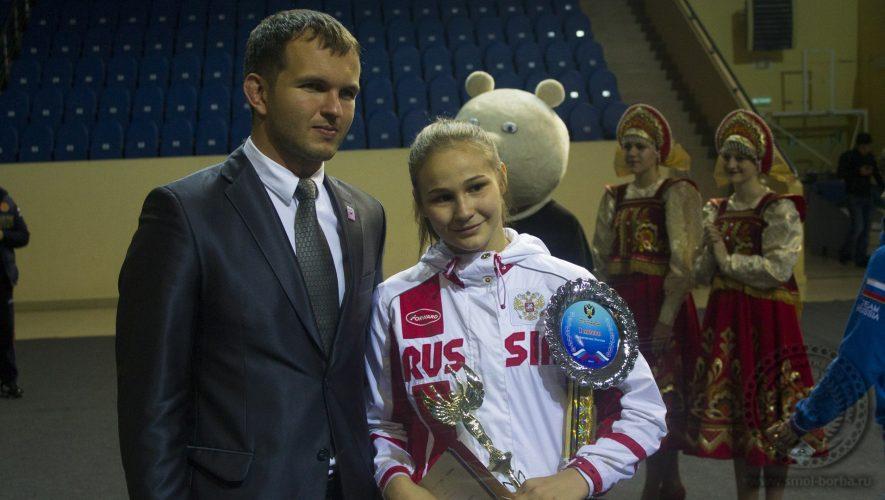 Александра Прокина