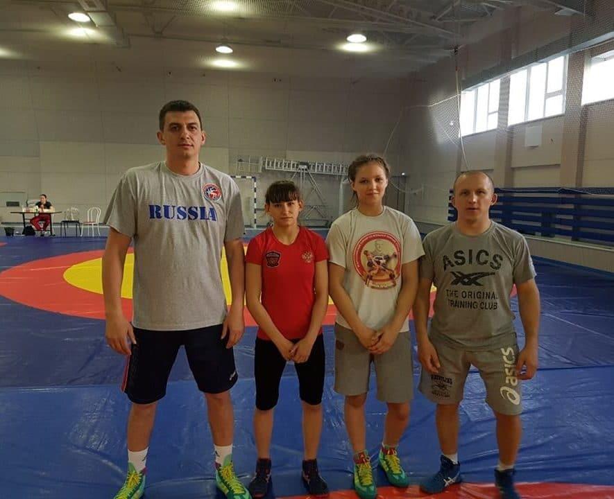 Кузбасские спортсменки поборются за путевки на Юношеские Олимпийские Игры