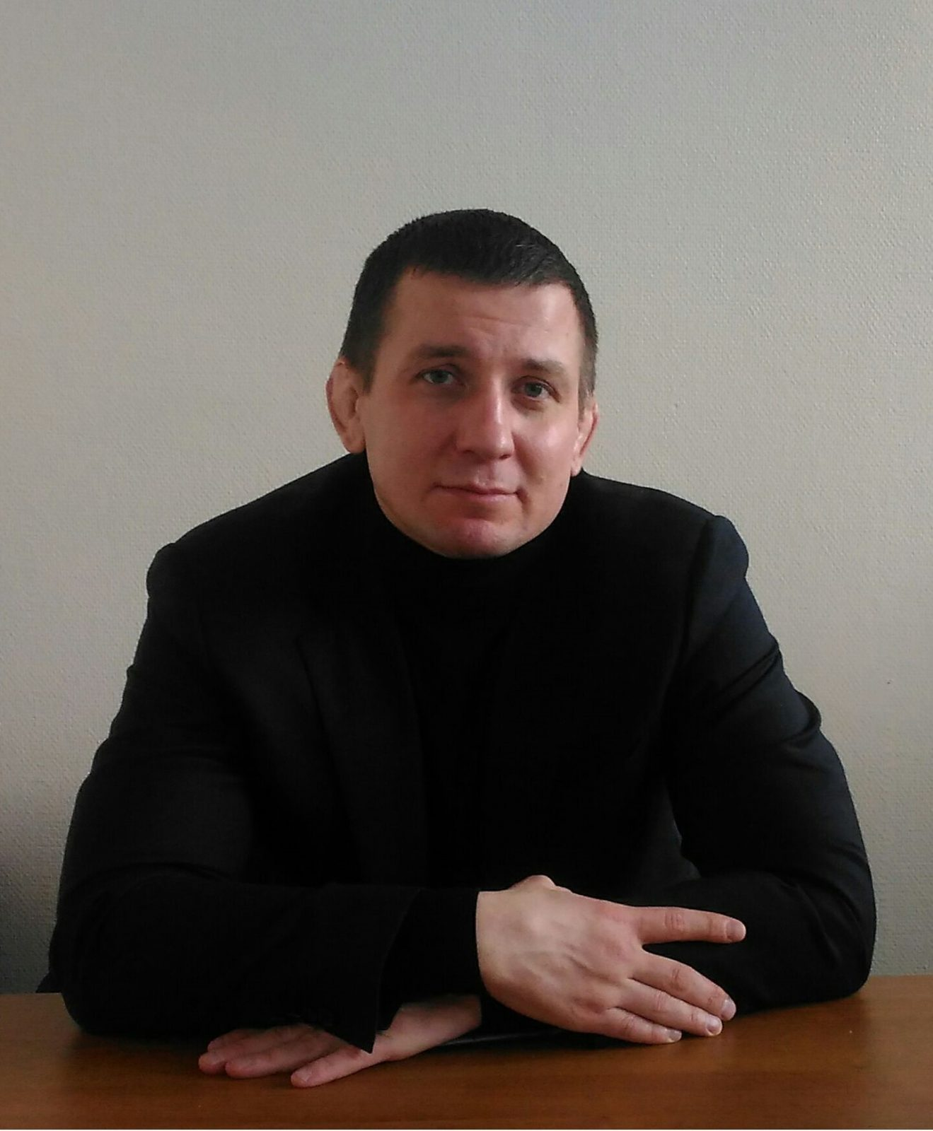 Павел Гребенцов