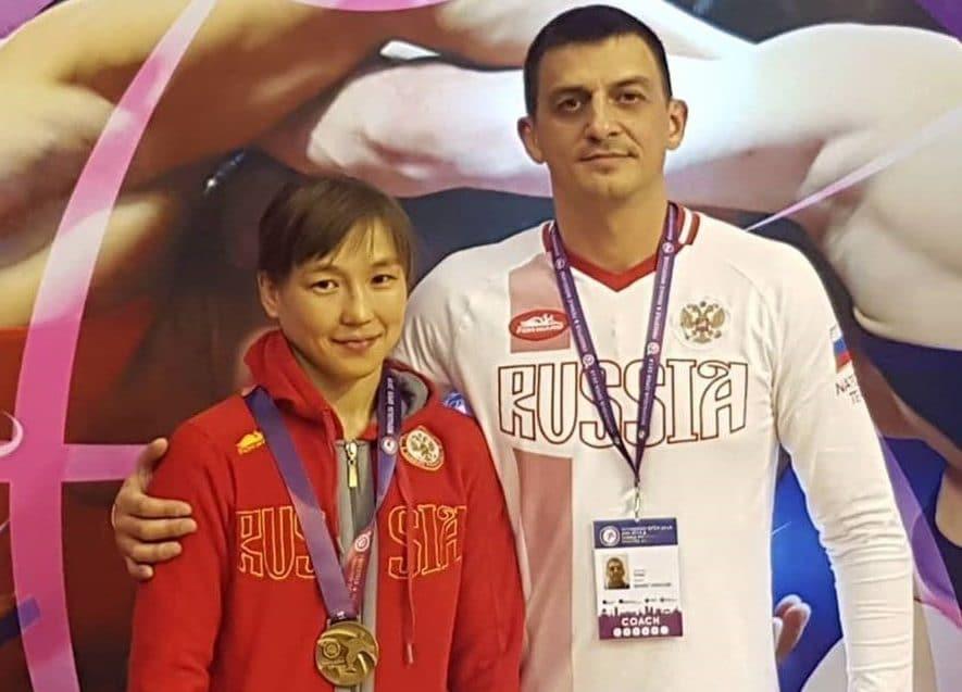 Григорий Брайков Валерия Чепасаракова