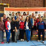 Кадетская сборная России по вольной борьбе.